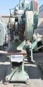 Used Rousselle Gap Frame OBI Punch Press (Single Crank)