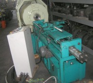 Used Custom Hydraulic Swager Machine Built For Making Table Legs