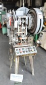 Used Perkins Air Clutch Punch Press With Variable Speed Drive