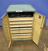 Used Heavy Duty Parts Cabinet