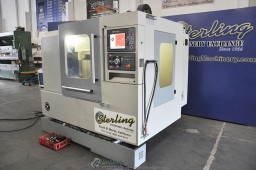 USED SOUTHWESTERN INDUSTRIES VERTICAL MACHINING CENTER