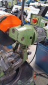 Used Scotchman Manual Circular Coldsaw (Parts Machine)
