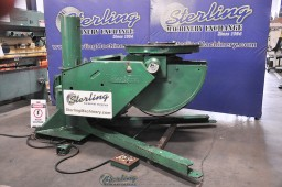 Used Ransome Powered Welding Positioner
