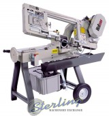 Brand New Wellsaw Horizontal and Vertical (Convertible) Portable Manual Bandsaw