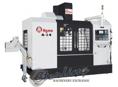 Brand New Agma Vertical CNC Machining Center
