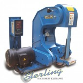 Brand New Baileigh 3 Wheel Variable Speed Belt Grinder
