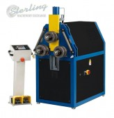 Brand New Tauring Group Hydraulic 3 Drive Roll Angle Bender