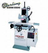 Brand New Chevalier Fully Automatic Precision Hydraulic Surface Grinder