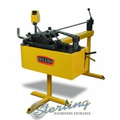 Brand New Baileigh Manually Operated Mandrel Tube Bender