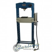 Brand New Baileigh Air/Hand Operated H-Frame (Gap) Press