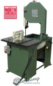 Brand New E-R Maier Vertical Gravity Bandsaw