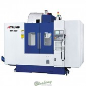 Brand New Atrump Vertical CNC Machining Center