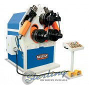 Brand New Baileigh Hydraulic Double Pinch Profile Bender