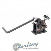 Brand New Baileigh Manually Operated Ring & Angle Roll Bender