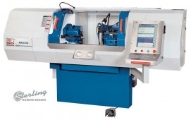 Brand New Knuth CNC Cylindrical Grinder