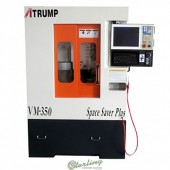 Brand New Atrump Space Saver Plus Vertical CNC Machining Center