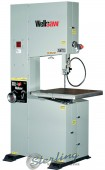 Brand New Wellsaw Vertical Bandsaw