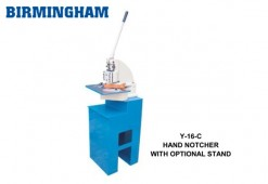Brand New Birmingham Bench Hand Notcher (STAND NOT INCLUDED)