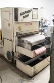 Used Cemco Single Head Belt Grinder (Wet)