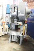 Used Minster OBI Geared Stamping Press (EXCELLENT CONDITION. MINSTER REMANUFACTURED 2005)