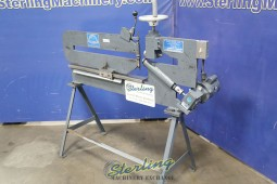 Used May Tool Circle Shear
