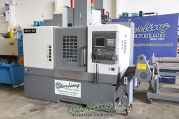 Used Samsung Vertical Machining Center
