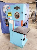 Used DoALL Vertical Contour Bandsaw with Welder