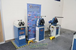 Brand New Baileigh Ring & Angle Roll Bender