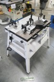 Used (Demo Machinery) Baileigh Manual Sliding Router Table