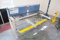 Brand New Baileigh Heavy Duty Foot (Stomp) Shear