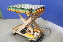 Used Roll-LIft Platform Powered Scissor Lift