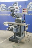 Used Acra Vertical Milling Machine with Variable Speed Head