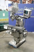 Used Acra Vertical Milling Machine