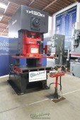 Used Amada Eccentric Geared Gap Frame Press