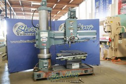Used Kao Ming Radial Drill