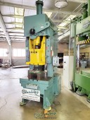 Used Aida Gap Frame Punch Press