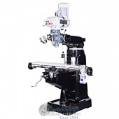 Brand New Atrump Vertical Electronic Variable Speed Manual Knee Mill
