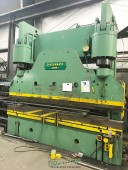 Used 500 Ton x 12' Cincinnati Hydraulic Press Brake Located In Tennessee, In Movers Warehouse Ready To Ship