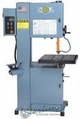 Brand New DoALL Metal Cutting Vertical Contour Bandsaw