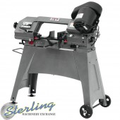 Brand New Jet Horizontal/Vertical Bandsaw
