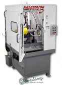 Brand New Kalamazoo Enclosed Wet Metallurgical Abrasive Saw
