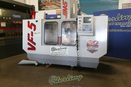 Used Haas CNC Vertical Machining Center (Very Clean Good Running Machine with Original Paint)
