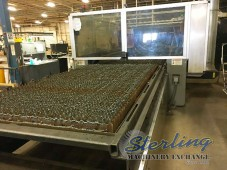 USED CINCINNATI CO2 LASER CUTTING SYSTEM