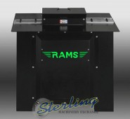 Brand New RAMS Hyper Speed Auto Adjust Pittsburgh Roll Forming Machine