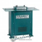 Brand New RAMS Hyper Speed Pittsburgh Roll Forming Machine