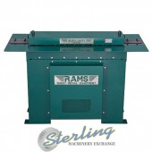Brand New RAMS Auxiliary Roll Forming Machine