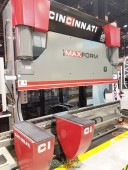 Brand New Cincinnati MaxForm CNC Hydraulic Press Brake