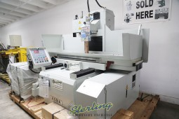 Brand New Acra Fully Automatic 3 Axis Surface Grinder