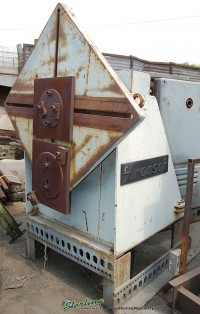 used aronson welding positioner STS 2J00