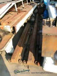 used giddings & lewis horizontal boring mill (table type) 350T